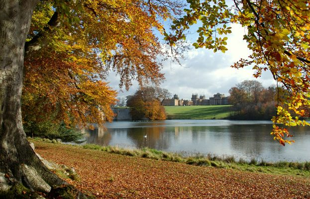 Treasure Houses of England Autumn