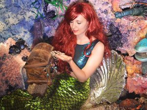 mermaid-with-treasure-300x225 Behind the scenes at Flamingo