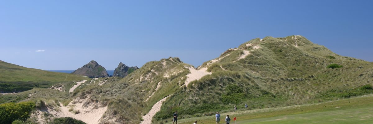 Holywell Bay Golf