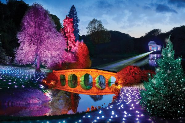 Christmas at Stourhead 2019