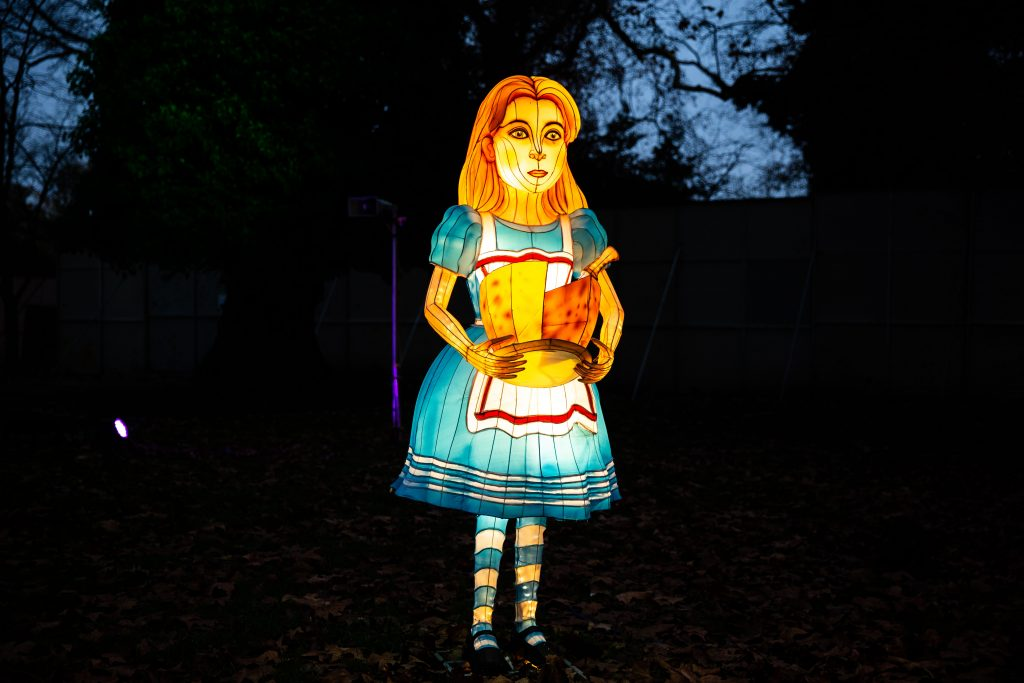 Alice-in-Winterland-Lantern-Trail-part-of-Christmas-at-Lightwater-Valley-1-1024x683 Christmas is Coming to Lightwater Valley